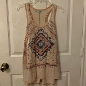 Light, comfortable summer tank top